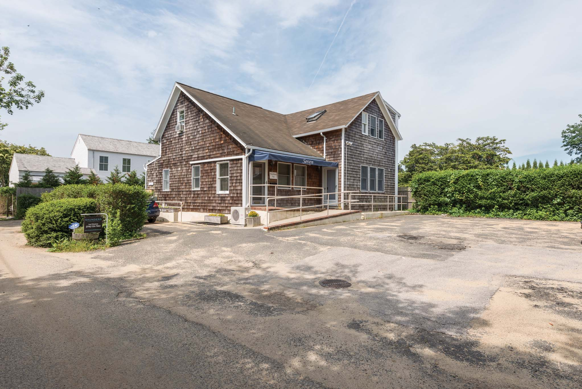 Commercial for Sale at East Hampton-Office Building-Heart Of Village 7 Muchmore Ln, East Hampton, New York