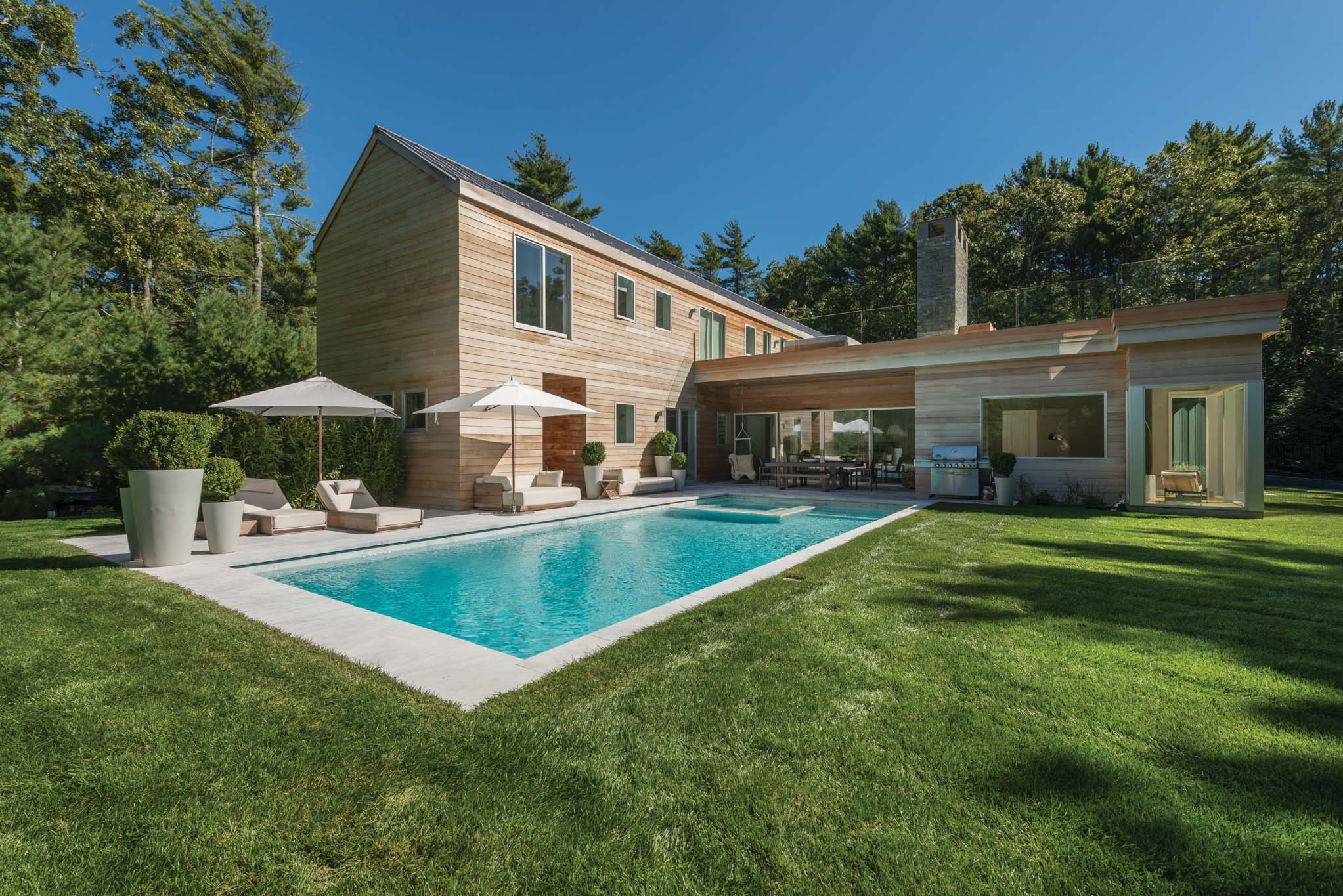 Single Family Home for Sale at Incredible New Modern In East Hampton East Hampton, New York
